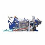 Jasa Shaker filling unit. Автоматическая машина для наполнения пластиковых стаканов