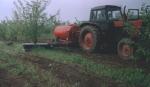 Устройство для приствольной обработки междурядий садов СГ-05.000