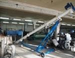 Шнековый транспортер для зерна
